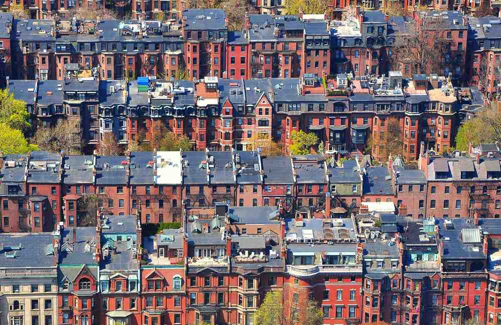 Apartment & Residential Condos in Boston MA