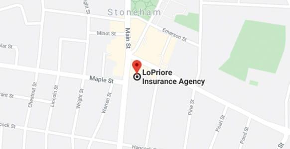 LoPriore Location