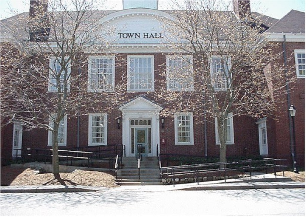 Bedford, MA Town Hall