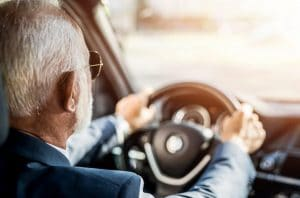 businessman-driving