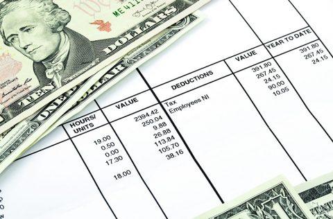 Payroll Paid Act 2020