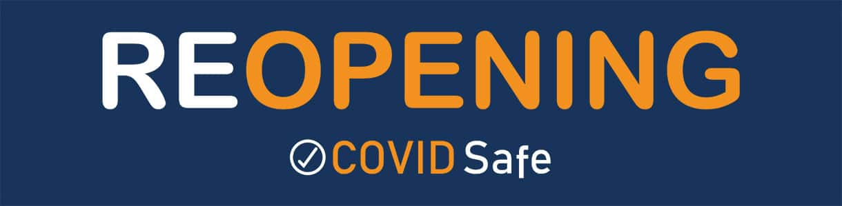 COVID-19 Business Reopening