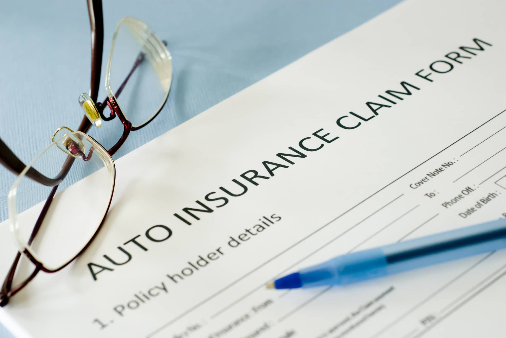 Auto Insurance Claims: A Complete Step-By-Step Guide
