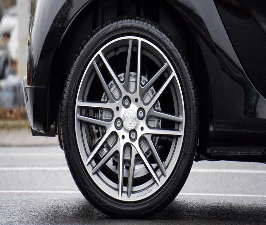 Recommended Tire Pressure for Safe Driving